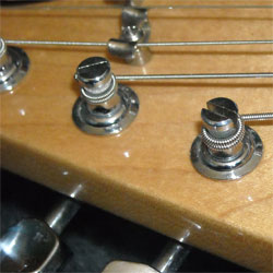 Electric Guitar Tuning Peg