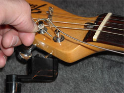 How to Change Guitar Strings on Fender Style Guitars